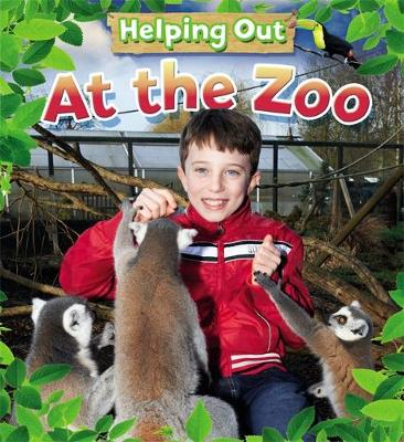 Helping Out: At the Zoo by Judith Heneghan