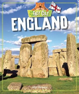 Fact Cat: United Kingdom: England by Alice Harman