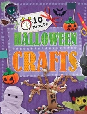 10 Minute Crafts: Halloween by Annalees Lim