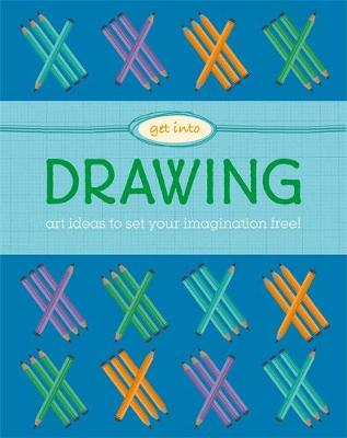 Get Into: Drawing by Kate Rochester
