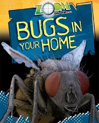 Zoom in On: Bugs in your Home by Richard Spilsbury