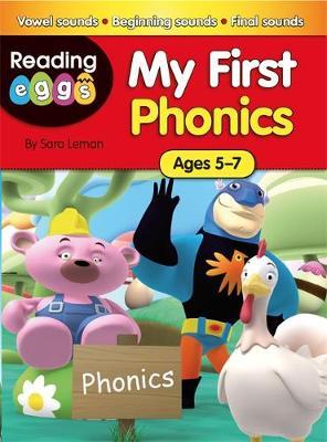 Reading Eggs: My First Phonics by Sara Leman