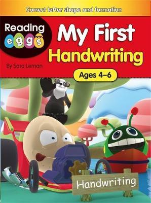 Reading Eggs: My First Handwriting by Sara Leman