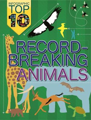 Infographic Top Ten: Record-Breaking Animals by Jon Richards, Ed Simkins
