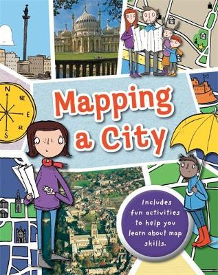 Mapping: A City by Dr Jen Green
