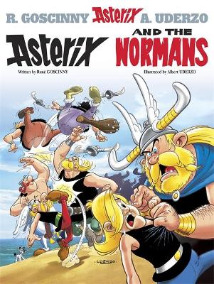 Asterix: Asterix and the Normans Album 9 by Rene Goscinny
