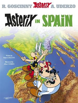 Asterix: Asterix in Spain Album 14 by Rene Goscinny