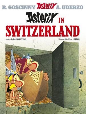 Asterix: Asterix in Switzerland Album 16 by Rene Goscinny