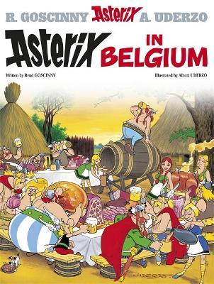 Asterix: Asterix in Belgium Album 24 by Rene Goscinny