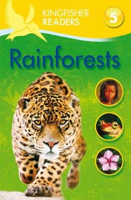 Kingfisher Readers: Level 5 Rainforests by James Harrison