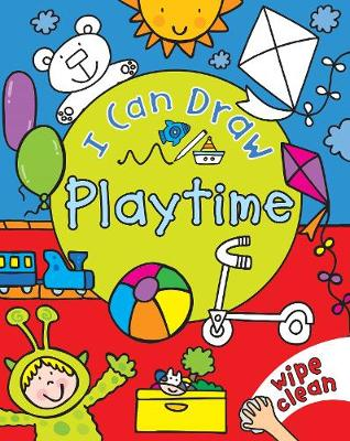 I Can Draw: Playtime by Simon Abbott