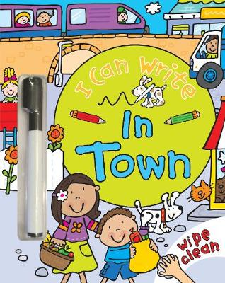 I Can Write: In Town by Simon Abbott