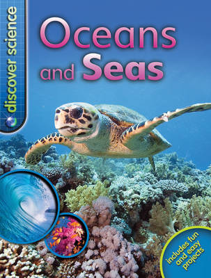 Discover Science: Oceans and Seas by Nicola Davies
