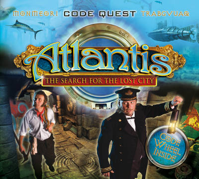 Code Quest: Atlantis by Mary-Jane Knight