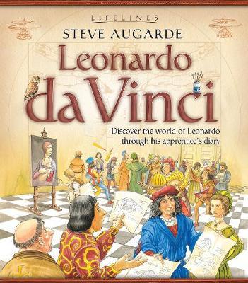 Lifelines: Leonardo da Vinci by Steve Augarde