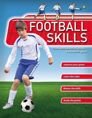 Football Skills by Clive Gifford