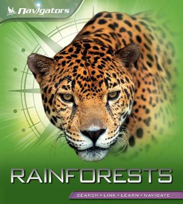 Navigators: Rainforests by Andrew Langley