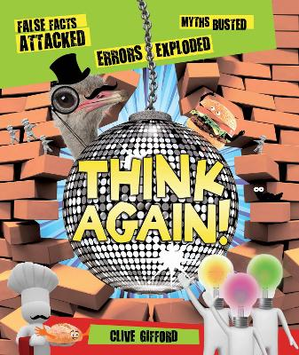 Think Again! by Clive Gifford