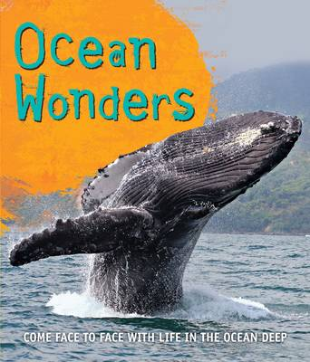 Fast Facts! Ocean Wonders by Kingfisher