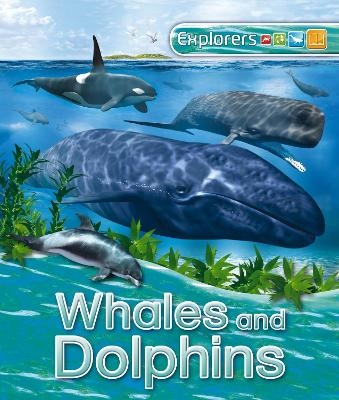 Explorers: Whales and Dolphins by Anita Ganeri