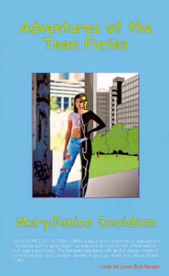 Adventures of the Teen Furies by MaryJanice Davidson