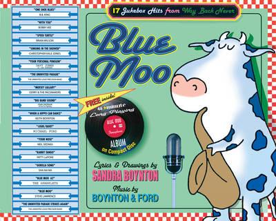 Blue Moo by Sandra Boynton
