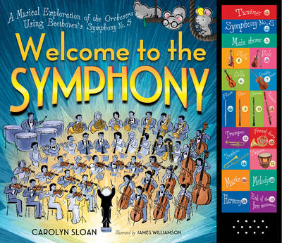 Welcome To The Symphony by Carolyn Sloan
