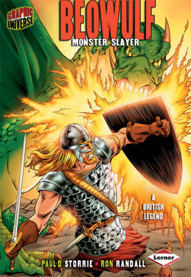 Graphic Universe: Beowulf by Paul D. Storrie, Ron Randall