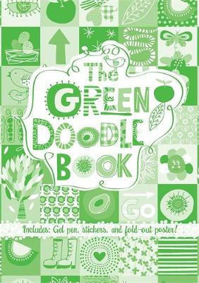 Green Doodle Book by Running Press