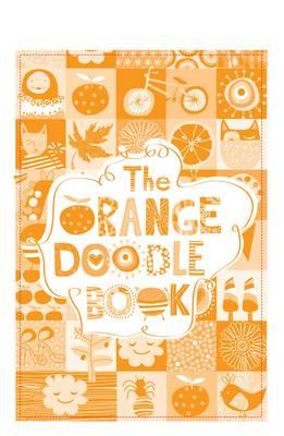 The Orange Doodle Book by Running Press, Jordana Tussman