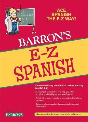 E-Z Spanish Grammar by Boris Corredor