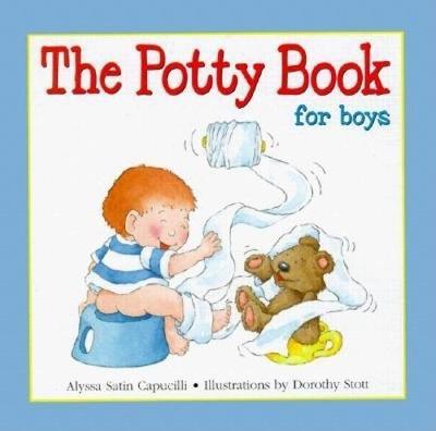 Potty Book for Boys by Alyssa Satin Capucilli, Dorothy Stott