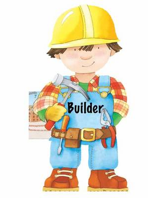 Builder Little People Shape Books by Giovanni Caviezel, C. Mesturini