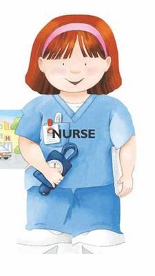 Nurse Mini People Shaped Books by Giovanni Caviezel, C. Mesturini