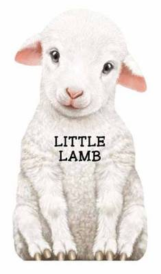 Little Lamb Mini Look at Me Books by L. Rigo