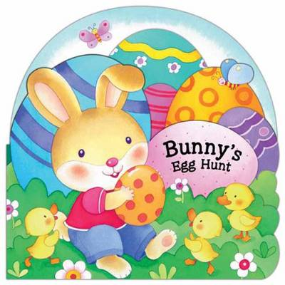 Bunny's Egg Hunt by Happy Books