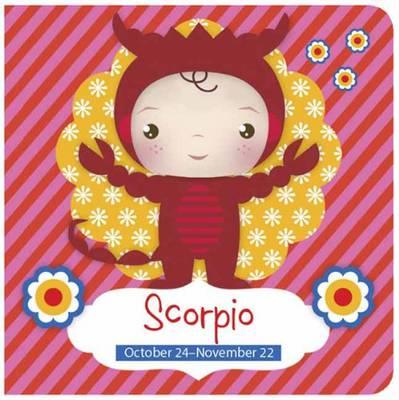 Scorpio October 24-November 22 by Barron's