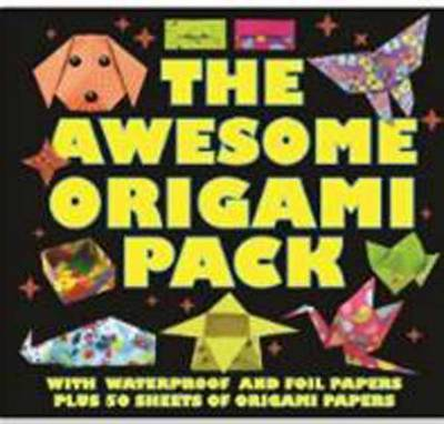 The Awesome Origami Pack by Nick Robinson