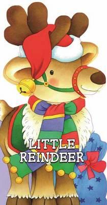 Little Reindeer Mini People Shape Books by L. Rigo