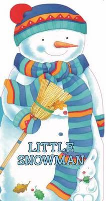 Little Snowman Mini People Shape (1-4) by Giovanni Caviezel, C. Mesturini