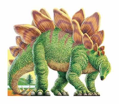 Mini Dinosaurs - Stegosaurus Stegosaurus by Andrea Lorini