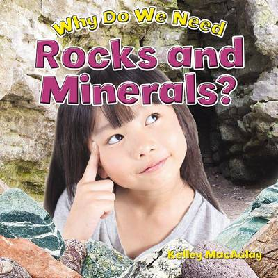 Why Do We Need Rocks and Minerals? by Kelley MacAulay