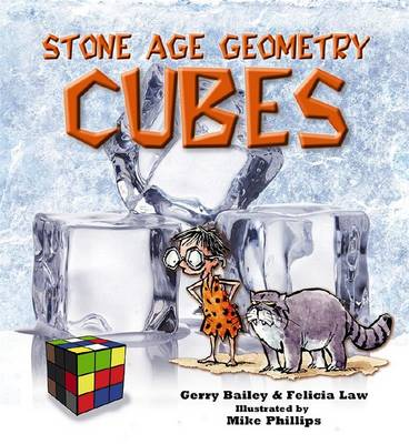 Stone Age Geometry Cubes by Felicia Law, Gerry Bailey