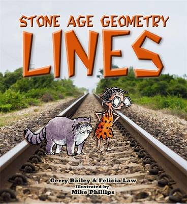 Stone Age Geometry Lines by Felicia Law, Gerry Bailey