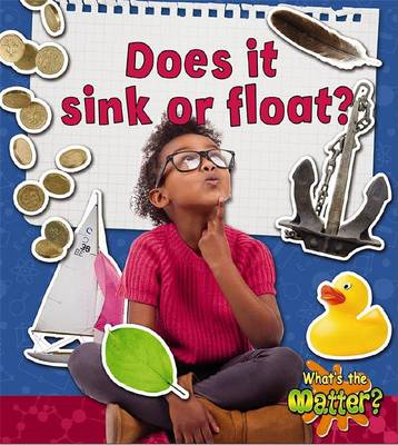 Does it Sink or Float? by Susan Hughes