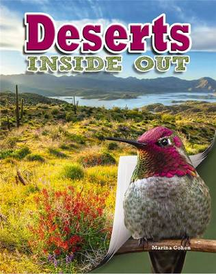 Deserts Inside Out by James Bow, Marina Choen