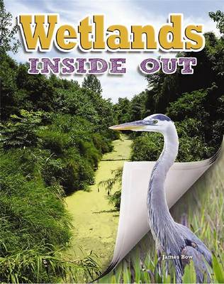 Wetlands Inside Out by James Bow, Megan Kopp