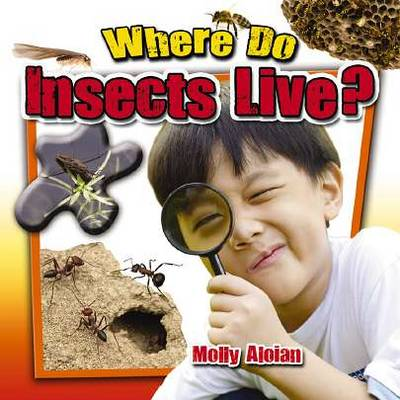 Where Do Insects Live? by Molly Aloian