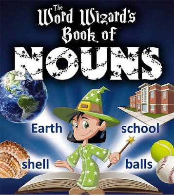 Book of Nouns by Robin Johnson