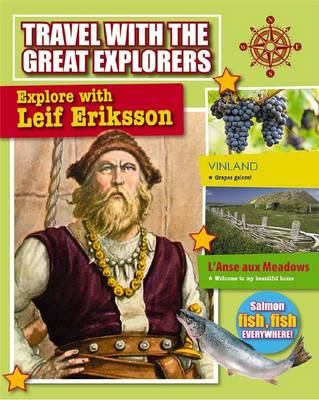 Leif Eriksson by Natalie Hyde
